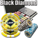 Brybelly 1000 Ct - Pre-Packaged - Black Diamond 14 G - Aluminum