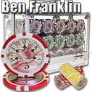 Brybelly 600 Ct - Pre-Packaged - Ben Franklin 14 G - Acrylic