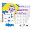 Brybelly Alphabet Bingo