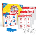 Brybelly Math Facts Bingo