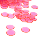 Brybelly 300 Pack Pink Bingo Chips