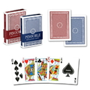 Brybelly One Blue Deck and One Red Deck of Pinochle Playing Cards