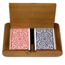 Brybelly 1546 R/B Poker Regular Box Set