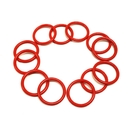 Brybelly 12 Pack Small Ring Toss Rings with 2.125