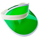 Brybelly Official Green Casino Style Dealer Visor