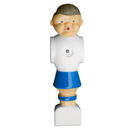 Brybelly Old Style Foosball Man - Blue