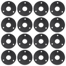 Brybelly Pack of 16 Rod Bearings for Standard Foosball Tables