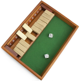 Brybelly Shut the Box