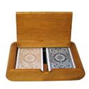 Brybelly Wooden Box Set Arrow Black/Gold Narrow Jumbo