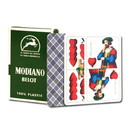 Brybelly 100% PLASTIC Deck of Belot Italian Regional Playing Cards