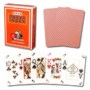 Brybelly Modiano Poker Index - Orange