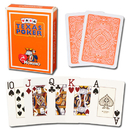 Brybelly Modiano Texas Poker Jumbo - Orange