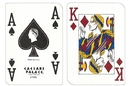 Brybelly Single Deck Used in Casino Playing Cards - Caesers Palace