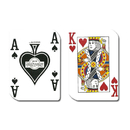 Brybelly Single Deck Used in Casino Playing Cards - Hard Rock