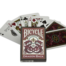 Brybelly Dragon Back - Bicycle Playing Cards