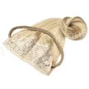 Brybelly #24/27 Light Blonde Mix - 20 inch Braided Tiara