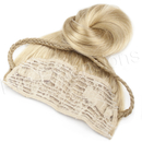 Brybelly #24 Light Blonde - 20 inch Braided Tiara