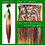 Brybelly #4/27 Dark Brown w/ Golden Blonde Highlight - 24 inch REMI