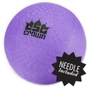 Brybelly Purple Dodge Ball 8.5