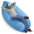 Brybelly Inflatable Camping Couch, Sky