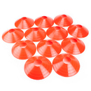 Brybelly Set of 12, Two-Inch Tall Orange Field Cones