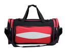 Brybelly 20 Inch Red 600HD Tuff Cloth Canvas Duffel Bag