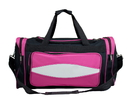 Brybelly 20 Inch Pink 600HD Tuff Cloth Canvas Duffel Bag