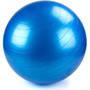 Brybelly 65cm Blue Exercise Ball with Foot Pump
