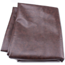 Brybelly 8-Foot Brown Leatherette Billiard Table Cover