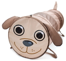Brybelly 6 Foot Puppy Themed Children's Exploration Pop-Up Tunnel
