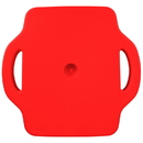 Brybelly 16in Gym Class Scooter Board w/Safety Handles - Red