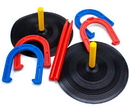 Brybelly Deluxe Indoor and Outdoor Horseshoe Game Set