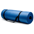 Brybelly Extra Thick (3/4in) Yoga Mat - Blue