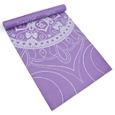 Brybelly 3mm Lilac Premium Printed Yoga Mat