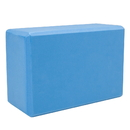Brybelly Large High Density Blue Foam Yoga Block 9 x 6 x 4