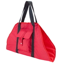 Brybelly Red Yoga Mat Cargo Carrier with Adjustable Straps