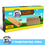 Brybelly (4) 6 Inch Straight Wooden Train Tracks by Conductor Carl
