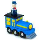 Brybelly Conductor Carl Engine Car with Removable Character