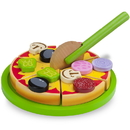 Brybelly Wood Eats! Mix and Match Magnetic Pan Pizza