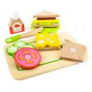 Brybelly Wood Eats! Super Sandwich Set