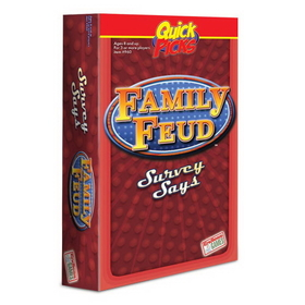 Brybelly Quick Picks Family Feud Game