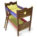 Brybelly Star Bright Bunk Bed