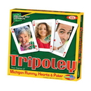 Brybelly Tripoley Deluxe Mat Edition Card Game