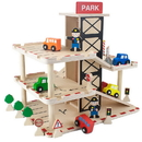 Brybelly Wooden Wonders Downtown Deluxe Parking Garage
