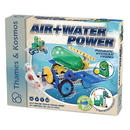 Brybelly Air and Water Power Pneumatic Hydraulic Engines Kit