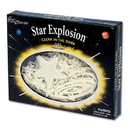 Brybelly Star Explosion - Glow In The Dark 725 Stars and Astros