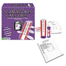 Brybelly Scattergories Categories Board Game