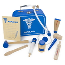 Brybelly Wooden Wonders Dr. Maple's Medical Kit