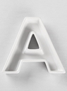 Ivy Lane Design 14-0010 Letter Dishes A-Z