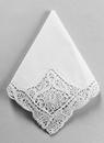 Venise Handkerchief, White